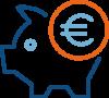 150000€ de budget par an